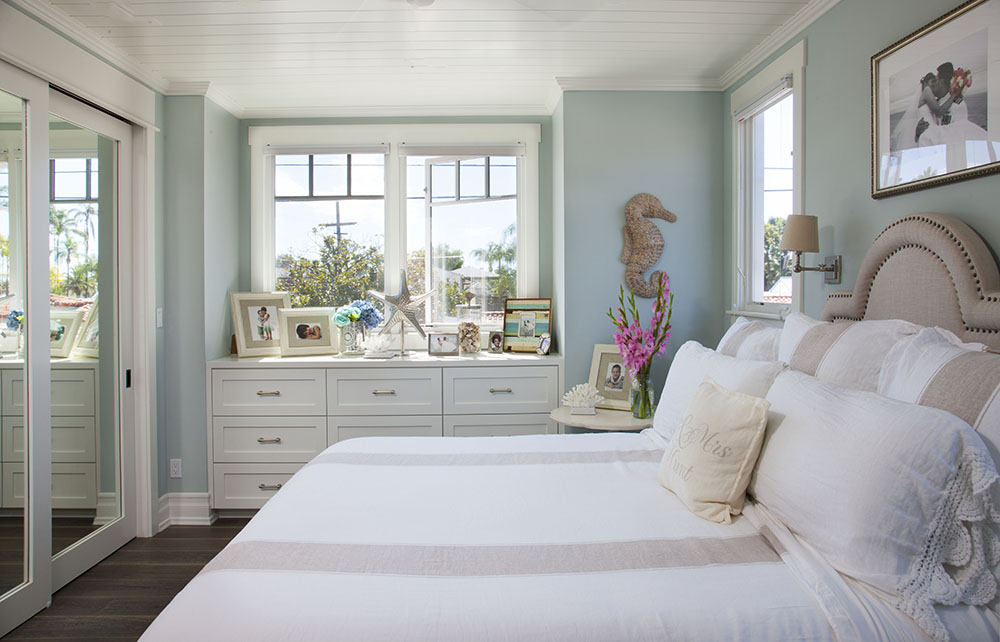 Master Bedroom - Sandcastle Homes