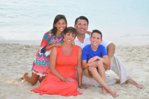 Susan and Mark Hunt Family - Sandcastle Homes